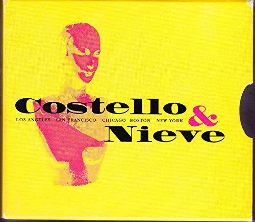 Price comparison product image Costello & Nieve (Ltd. Ed. Live 1996 5-disc box set - LA/San Francisco/Chicago/Boston/New York)