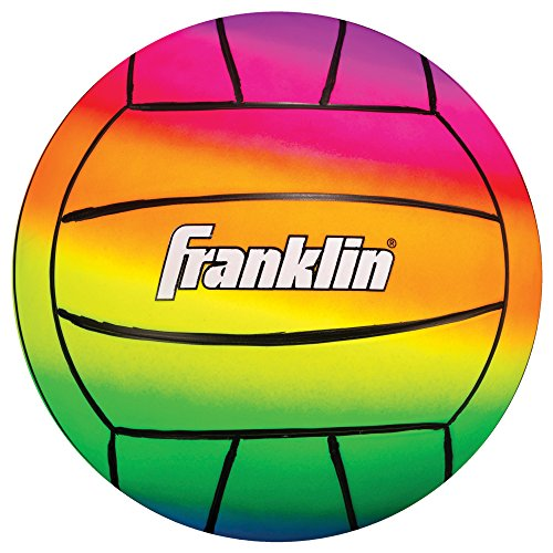 Franklin Sports PVC Vibe Playground Volleyball, 8.5