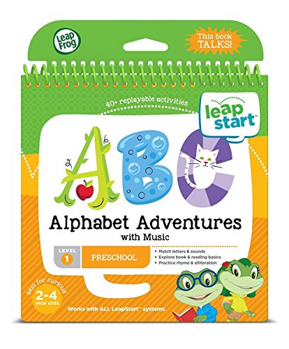 LeapFrog LeapStart Kindergarten & 1st Grade Interactive Learning System For Kids Ages 5-7 With Level 1 Preschool, Pre-Kindergarten Activity Books: Shapes, Math, Daily Routines & Alphabet Fun Bundle by LeapFrog (Image #6)
