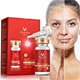 Facial Muscles Expression - SUNNYM Argireline Aloe Vera Collagen Peptides Anti Wrinkle Serum for The Face Skin Care Products Anti-aging Cream