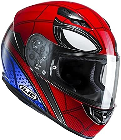 HJC Casco Moto CS15 SPIDERMAN HOME COMING L