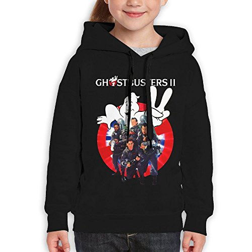 Avis N Youth Hoodie Ghostbusters Particular Sweatshirt For For Teenager\r\n Black M ()