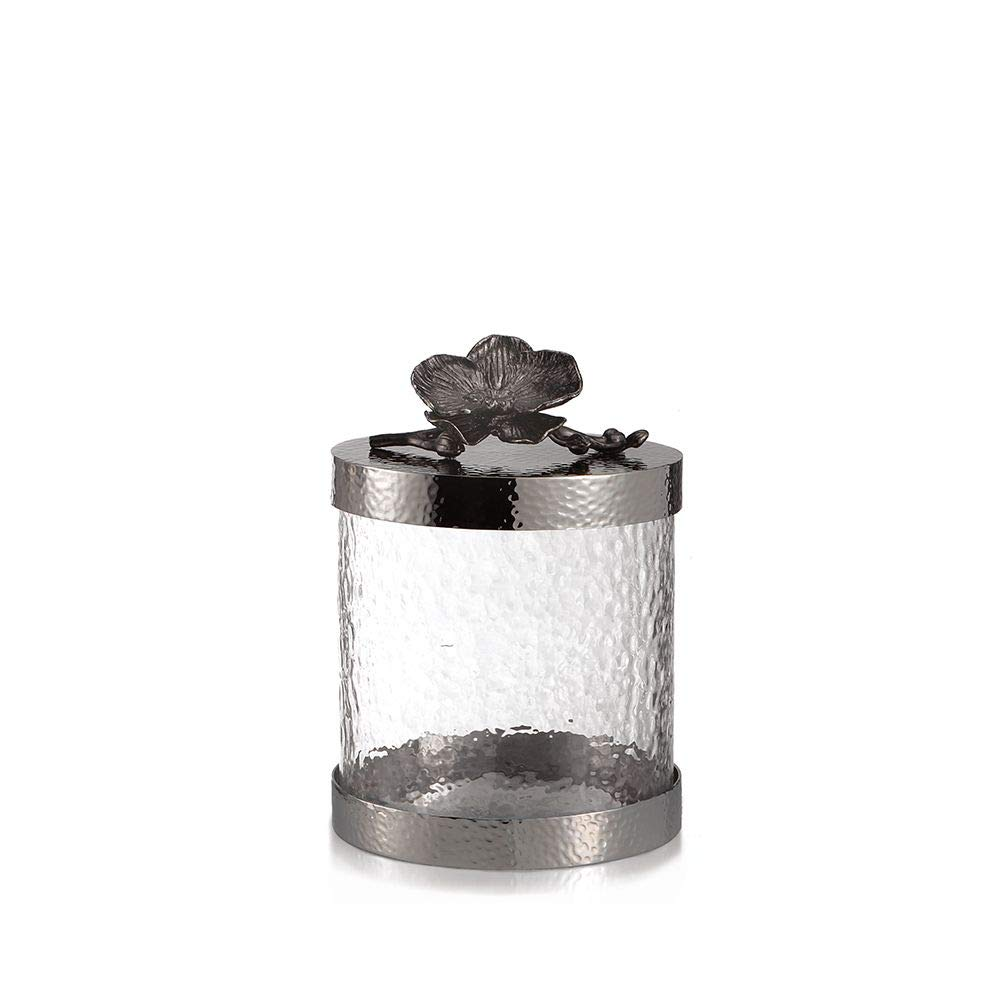 Michael Aram Black Orchid Canister Extra Small Unknown