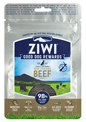 Ziwipeak Air (Ziwi Peak Training Rewards Beef Dog (3 oz.))