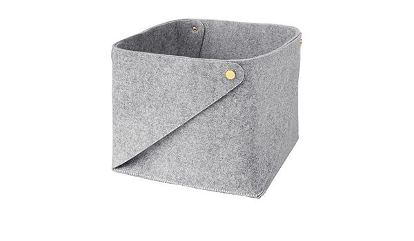 Ikea pudda cesta (28 x 28 x 23 cm): Amazon.es: Hogar