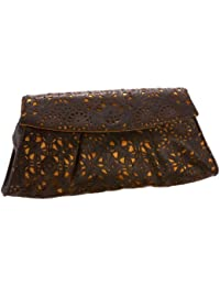 Womens Charlotte Large Clutch