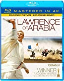 LAWRENCE of ARABIA (Mastered in 4K) [Blu-ray]