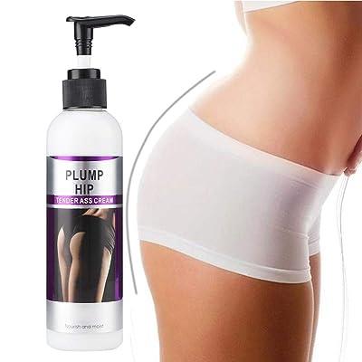 Aceite de aumento de gluteos 200g,Embellecer las caderas, las nalgas mejorar la elasticidad de la piel, la firmeza de la piel del cuerpo, la forma del cuerpo perfecto: Belleza