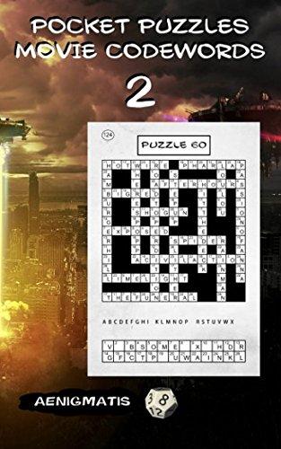 Download Pocket Puzzles - Movie Codewords 2 PDF ePub fb2 ebook