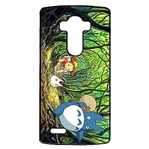 Happily Play Custom Tonari no Totoro Phone Case Cover for LG G4