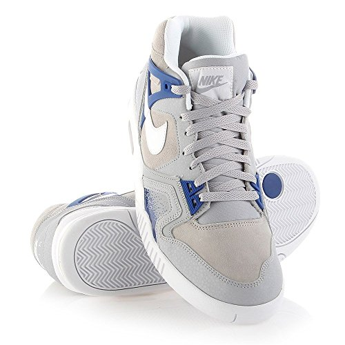 Nike - Air Tech Challenge II - Couleur: Bleu-Gris - Pointure: 41.0