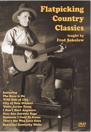 Flatpicking Country Classics by Grossman Guitar Workshop