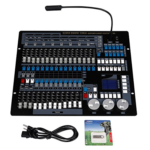 Tengchang DMX 512 Stage Light Controller 1024 Channels Console DJ Party Lighting Operator