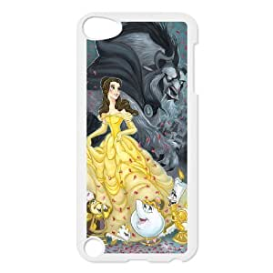 Classic Fashion Beauty and the beast phone Case Cove FOR Ipod Touch 5 XXM9135866