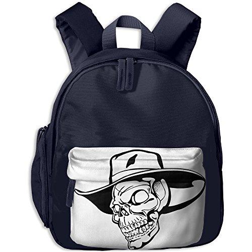 (2017 Children's How To Draw A Sugar Skull Travel Sports School Shoulder Bag Practical)