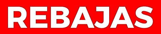 Vinilo de Rebajas | Cartel Rebajas | Rebajas en tu escaparate | Pegatinas adhesivas Rebajas | Ofertas de su establecimiento Rebajas| Oportunidades en ...
