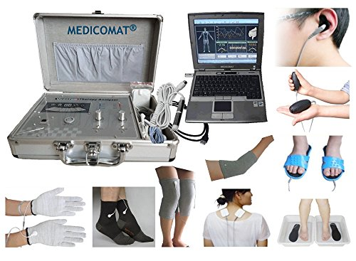 Health Check Systems Medicomat-291E Health Care Management Computer Hand Foot Knee Elbow Pads Therapy by Medicomat (Image #7)