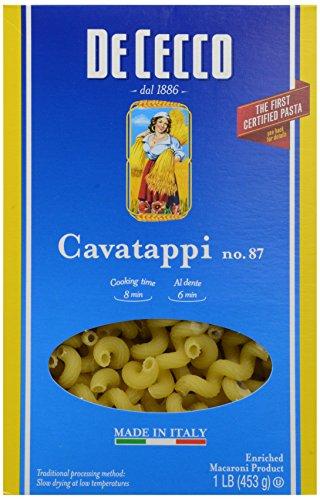 De Cecco Pasta Cavatappi Pasta, 16 oz