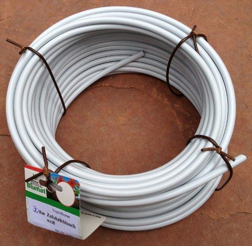 Blumat 8 mm Water Supply Tube White (30M, 98.43 ft) by Blumat