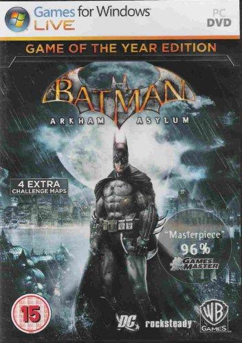 Batman Arkham Asylum product image