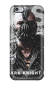 8099653K82492103 New Iphone 6 Plus Case Cover Casing(bane Dark Knight Rises)