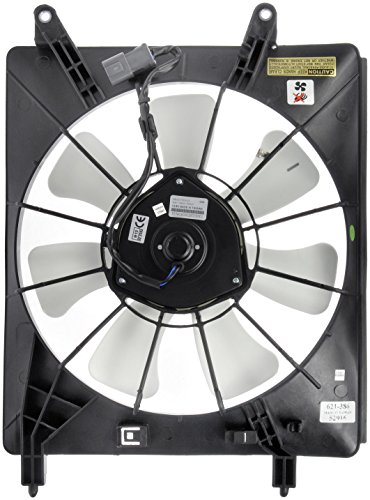 - Dorman 621-386 A/C Condenser Fan Assembly