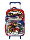 Paw Patrol is On a Roll Full Size Rolling Backpack (16in)