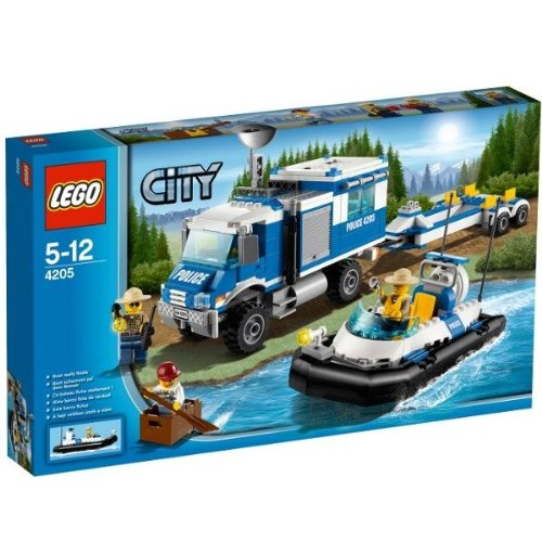 lego city off road command center - 1