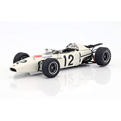 RA272 F1 Grand Prix Mexico 1965 Ronnie Bucknum #12 1/18 Diecast Model Car Autoart 86598: Toys & Games