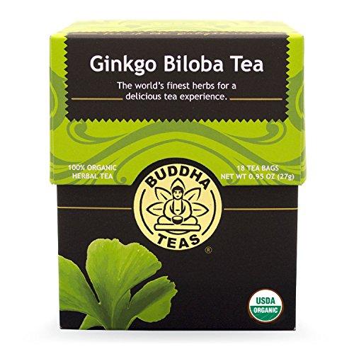Buddha Teas Ginkgo Biloba Count