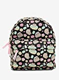 Pusheen Cat Donuts Cookies Cupcakes Print Mini Backpack Licensed