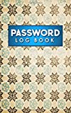 Password Log Book: Address Books For