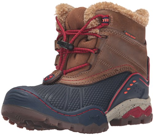 Jambu KD Baltoro Boy's Outdoor Boot - Brown/Navy - 4 M US...
