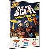 Vintage Sci-Fi Movies, 6 Film Set -The 27th Day, The H-Man, Valley of the Dragons, 12 to the Moon, Battle in Outer Space, Night the World Exploded