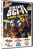 Vintage Sci-Fi Movies - 6 Movie Collection