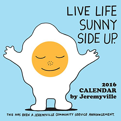 (Jeremyville 2016 Day-to-Day Calendar)