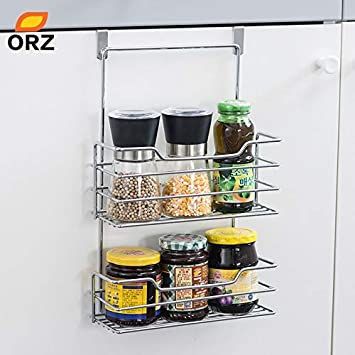 Amazon.com : | Storage Baskets | Over The Cabinet Kitchen ...