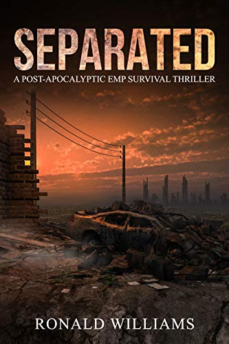 Separated: A Post-Apocalyptic EMP Survival Thriller (One Family's Survival Book 1) by [Williams, Ronald]