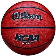 Wilson NCAA MVP Rubber Basketball, Elementary - 25.5&