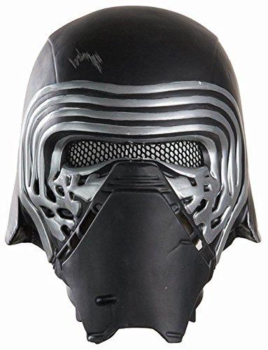 Star Wars: The Force Awakens Child's Kylo Ren Half Helmet]()
