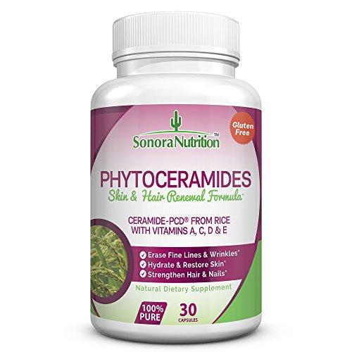 Phytoceramides Renewal Ceramide PCD%C2%AE Vitamins Capsules