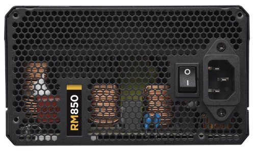 Corsair    Power Supplies  , RM  850W  CP-9020056-NA