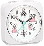 Click to view larger image SEIKO CLOCK FD818W Disney Alarm Clock Princess Mickey Winnie the Pooh