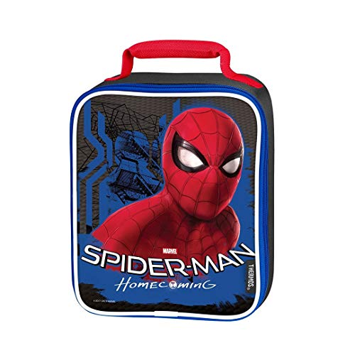 THERMOS Soft Upright Lunch Box Spider-Man: - Insulated Spider