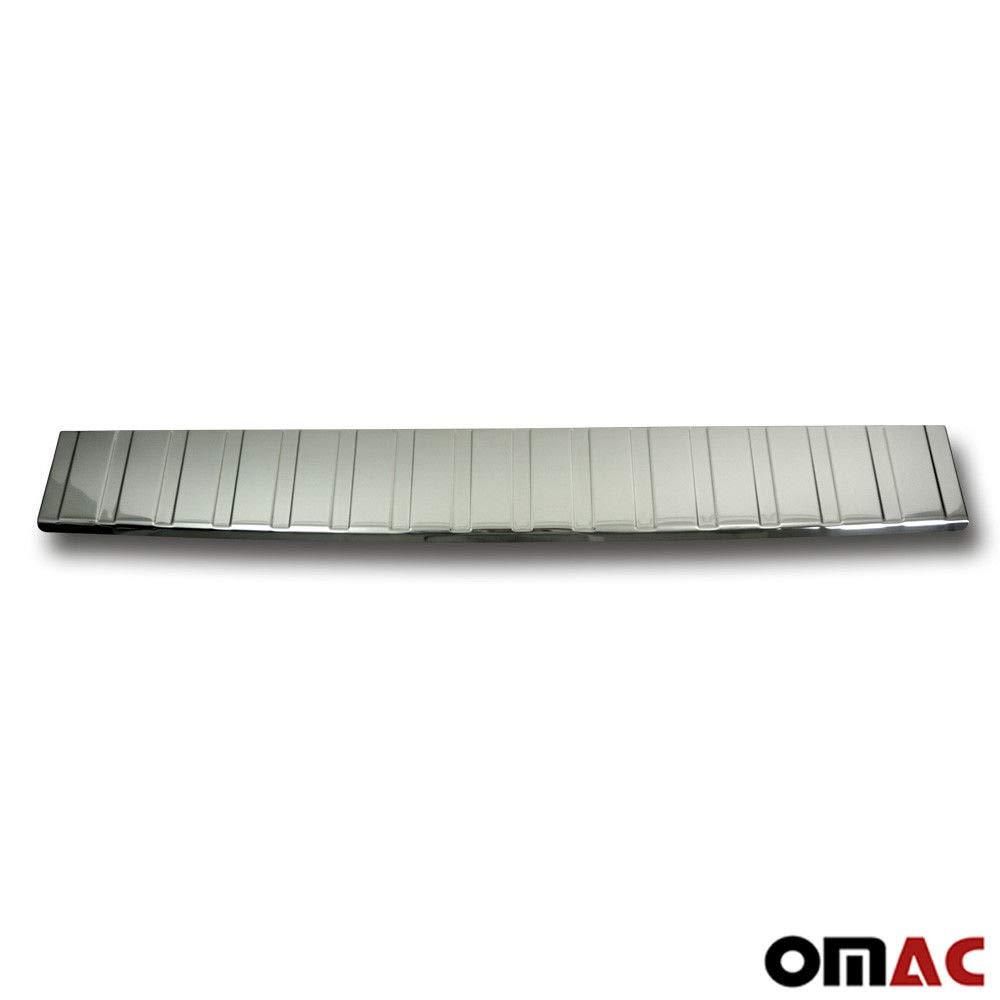 Cromata protezione paraurti in acciaio inox OMTEC