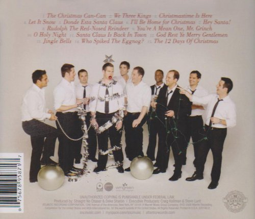 Straight No Chaser - Christmas Cheers - Amazon.com Music