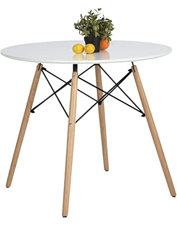 Stupendous Pedestal Tables Amazon Com Download Free Architecture Designs Remcamadebymaigaardcom