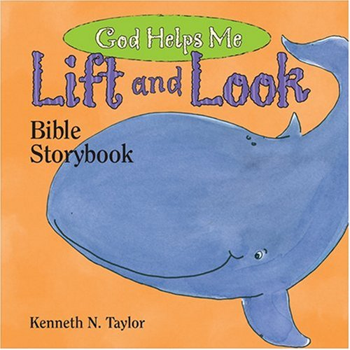 God Helps Me: Lift and Look Bible Storybook (Interactive Board Books)