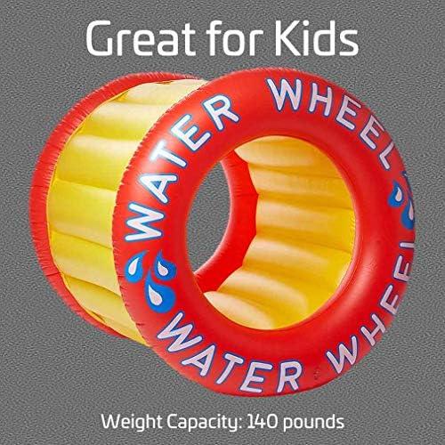 Amazon.com: Flotador hinchable para piscina de agua ...