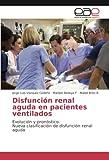 img - for Disfunci n renal aguda en pacientes ventilados: Evoluci n y pron stico. Nueva clasificaci n de disfunci n renal aguda (Spanish Edition) book / textbook / text book